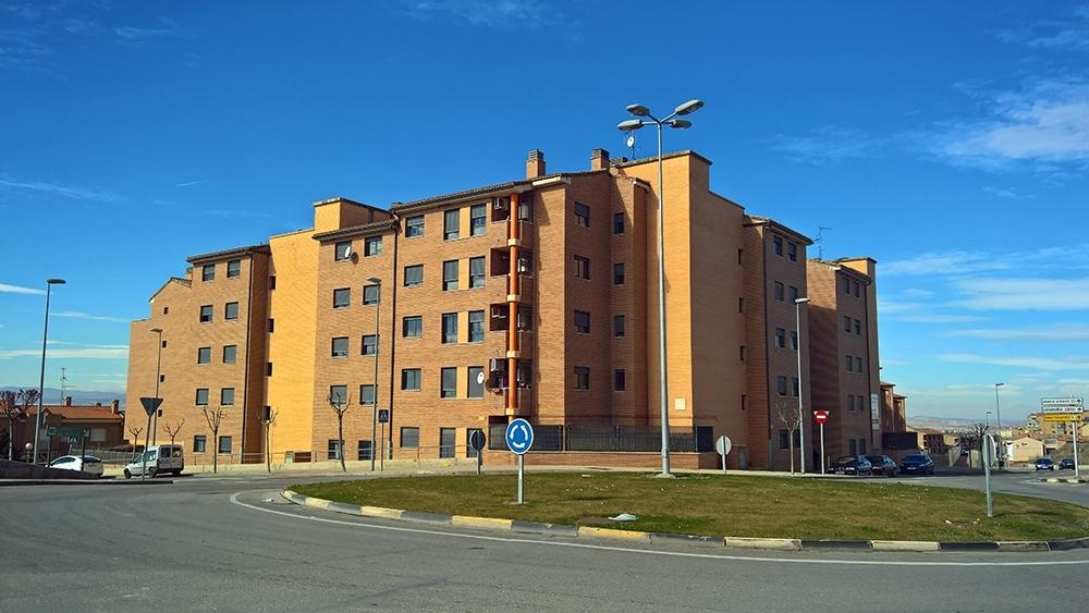 Edificio Vista Alhama
