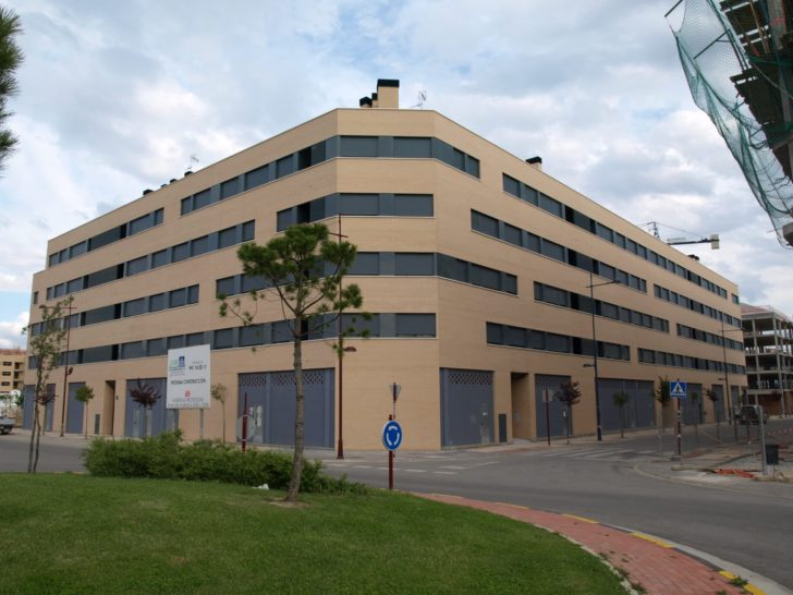 Edificio Antonio Larrea