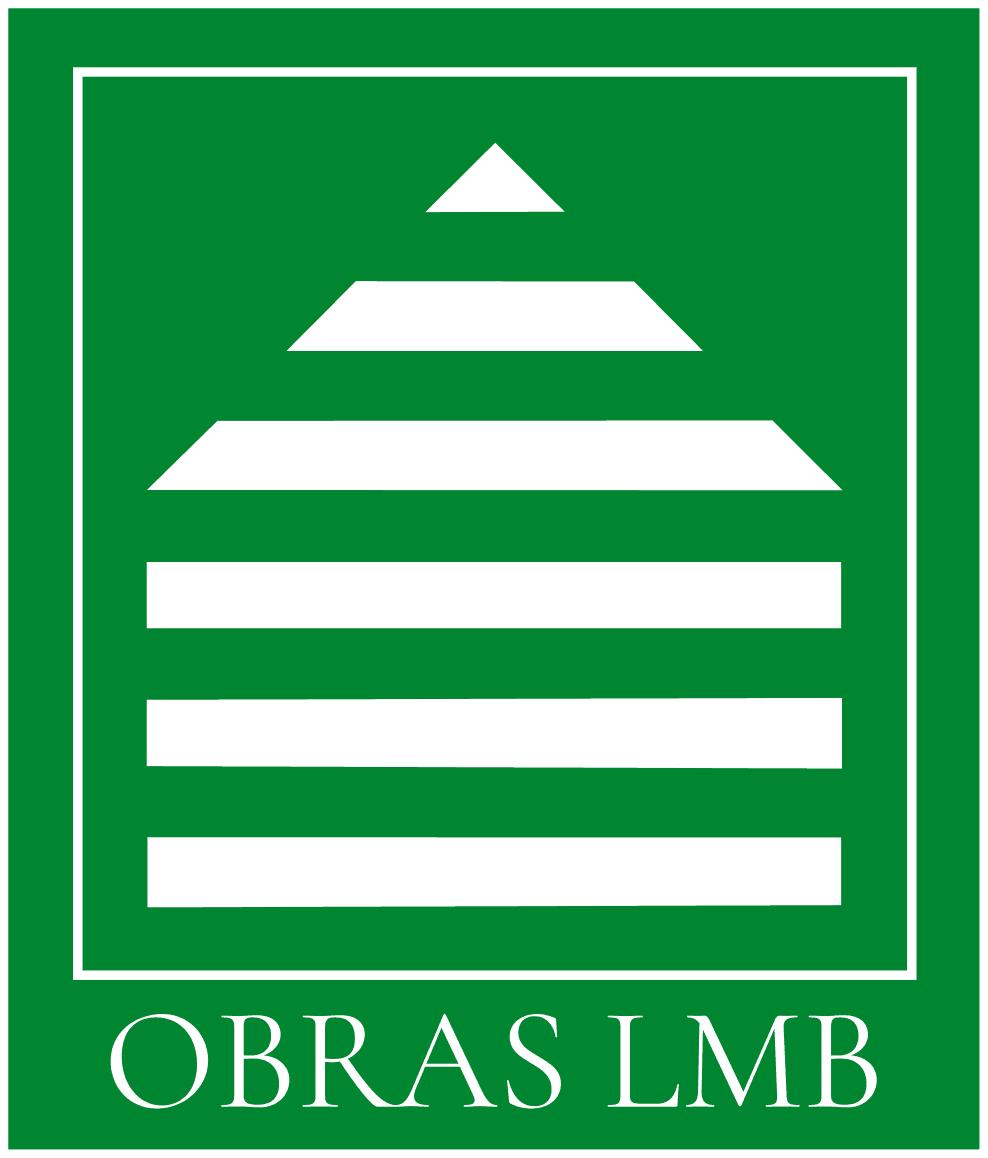 Logotipo OBRAS LMB