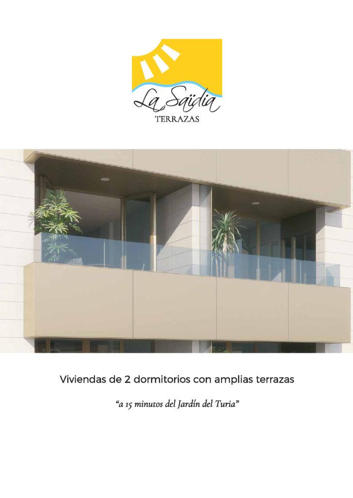 thumbnail of Catalogo La Saïdia Terrazas